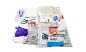 Elementos del kit de Criopreservación Nanocool